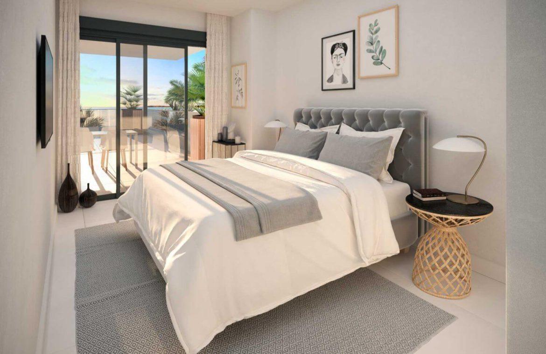 mesas homes prime invest estepona zeezicht nieuwbouw appartement te koop modern ensuite