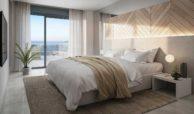 mesas homes prime invest estepona zeezicht nieuwbouw appartement te koop modern slaapkamer