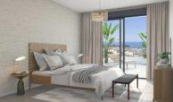 mesas homes prime invest estepona zeezicht nieuwbouw appartement te koop modern slaapkamers