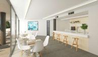 oceana collection cancelada estepona modern nieuwbouw huis te koop zeezicht solarium cafetaria