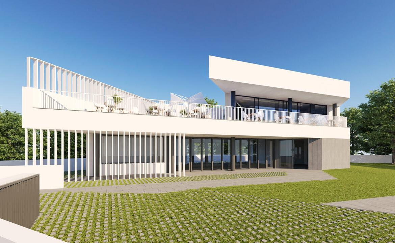 oceana collection cancelada estepona modern nieuwbouw huis te koop zeezicht solarium clubhouse