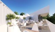 oceana collection cancelada estepona modern nieuwbouw huis te koop zeezicht solarium clubhuis