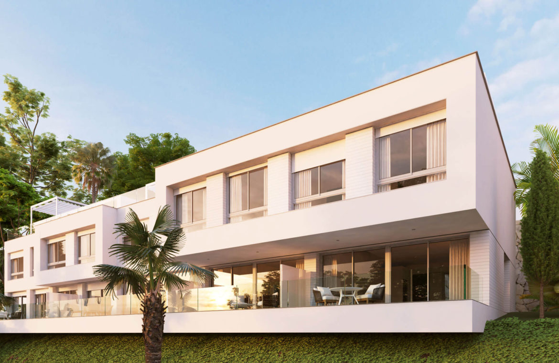 oceana collection cancelada estepona modern nieuwbouw huis te koop zeezicht solarium design