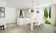 oceana collection cancelada estepona modern nieuwbouw huis te koop zeezicht solarium keuken