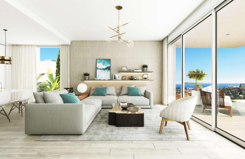oceana collection cancelada estepona modern nieuwbouw huis te koop zeezicht solarium salon