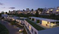 oceana collection cancelada estepona modern nieuwbouw huis te koop zeezicht solarium sfeer