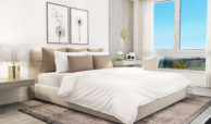 oceana collection cancelada estepona modern nieuwbouw huis te koop zeezicht solarium slaapkamer
