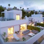oceana gardens new golden mile estepona cancelada nieuwbouw appartement te koop wandelafstand zeezicht golf goedkoop groot terras