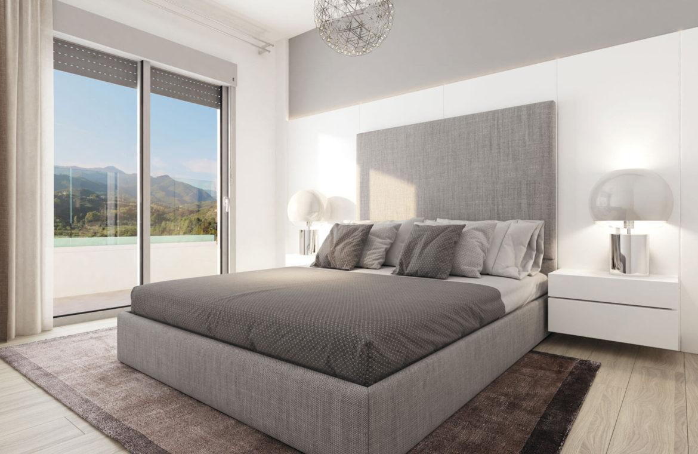 oceana gardens new golden mile estepona cancelada nieuwbouw huis te koop wandelafstand zeezicht golf goedkoop slaapkamer