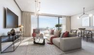 artola homes cabopino costa del sol eerstelijns golf appartement penthouse te koop nieuwbouw zee living