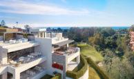 artola homes cabopino costa del sol eerstelijns golf appartement penthouse te koop nieuwbouw zee modern