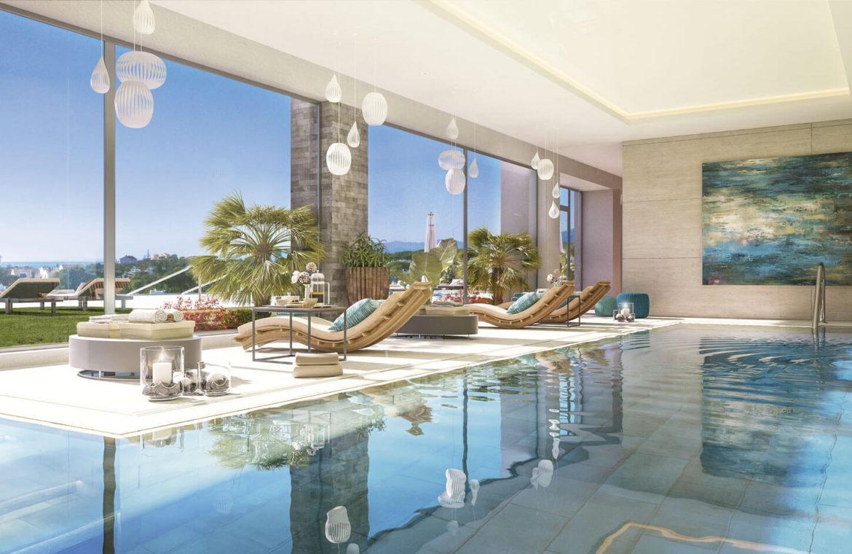 artola homes cabopino costa del sol eerstelijns golf appartement penthouse te koop nieuwbouw zee spa binnenzwembad