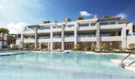 artola homes cabopino costa del sol eerstelijns golf appartement penthouse te koop nieuwbouw zee zwembad