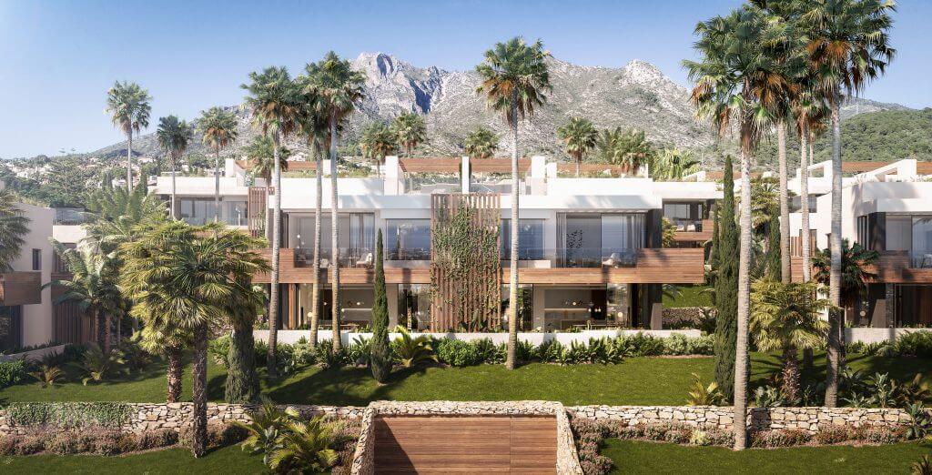 le blanc marbella sierra blanca exclusief spanje design villa te koop luxe bergzicht
