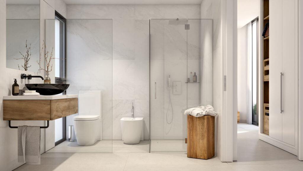 le blanc marbella sierra blanca exclusief spanje design villa te koop luxe douche