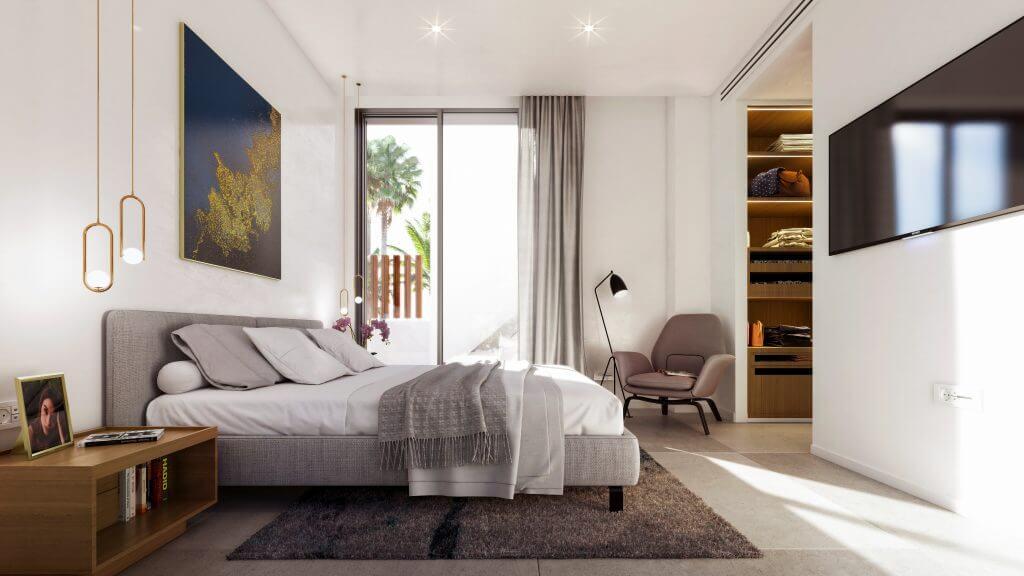 le blanc marbella sierra blanca exclusief spanje design villa te koop luxe dressing
