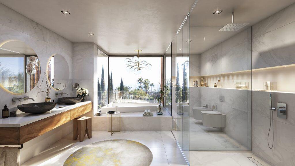 le blanc marbella sierra blanca exclusief spanje design villa te koop luxe jacuzzi