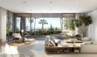 le blanc marbella sierra blanca exclusief spanje design villa te koop luxe salon