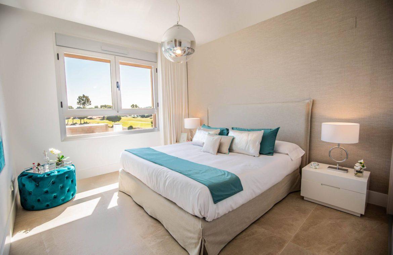 natura taylor wimpey la cala golf resort mijas costa del sol huizen te koop nieuwbouw zeezicht solarium bed