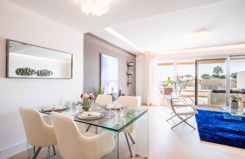natura taylor wimpey la cala golf resort mijas costa del sol huizen te koop nieuwbouw zeezicht solarium keuken