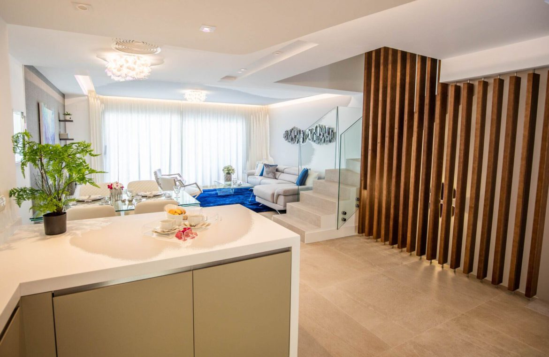 natura taylor wimpey la cala golf resort mijas costa del sol huizen te koop nieuwbouw zeezicht solarium salon