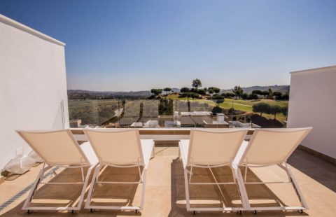 Natura: moderne halfopen woningen in La Cala Golf Resort (Mijas)