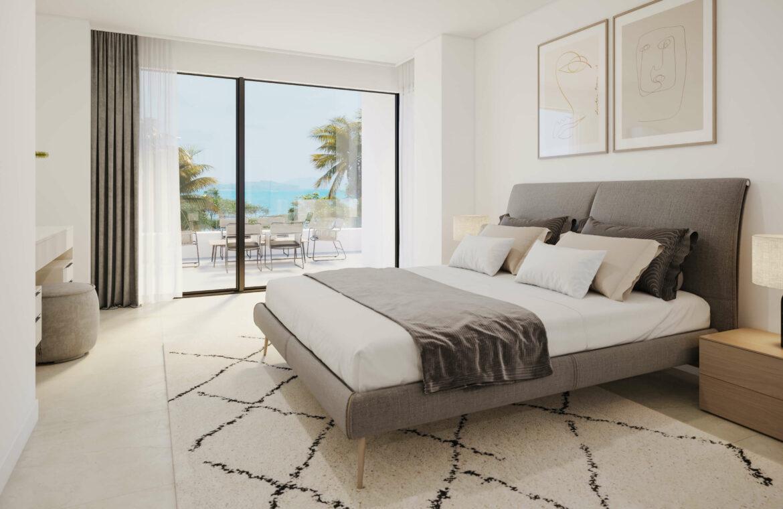 soul marbella golf appartement te koop monteros luxe slaapkamer
