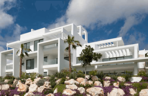 Atalaya Hills Estepona: modern project vlakbij golf en strand in Estepona