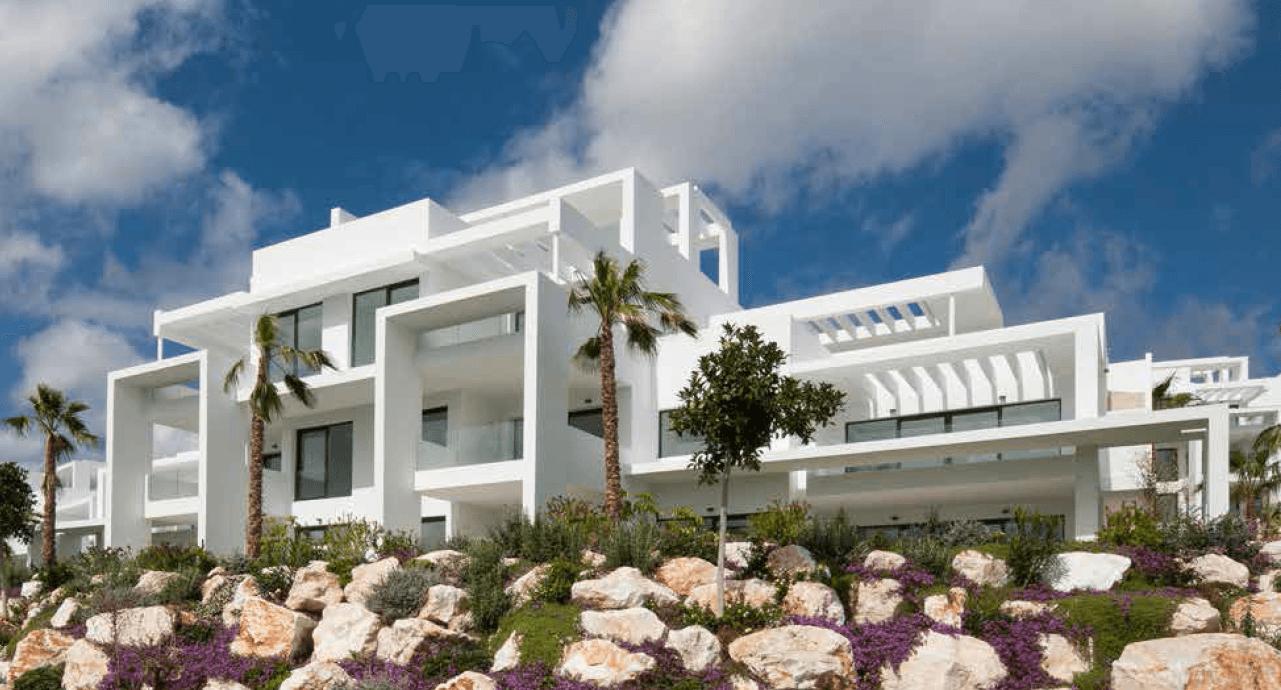 atalaya hills estepona costa del sol spanje appartement penthouse kopen design