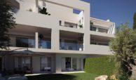auditorium estepona costa del sol spanje vamoz marbella wandelafstand zee restaurants appartement te koop prive tuin