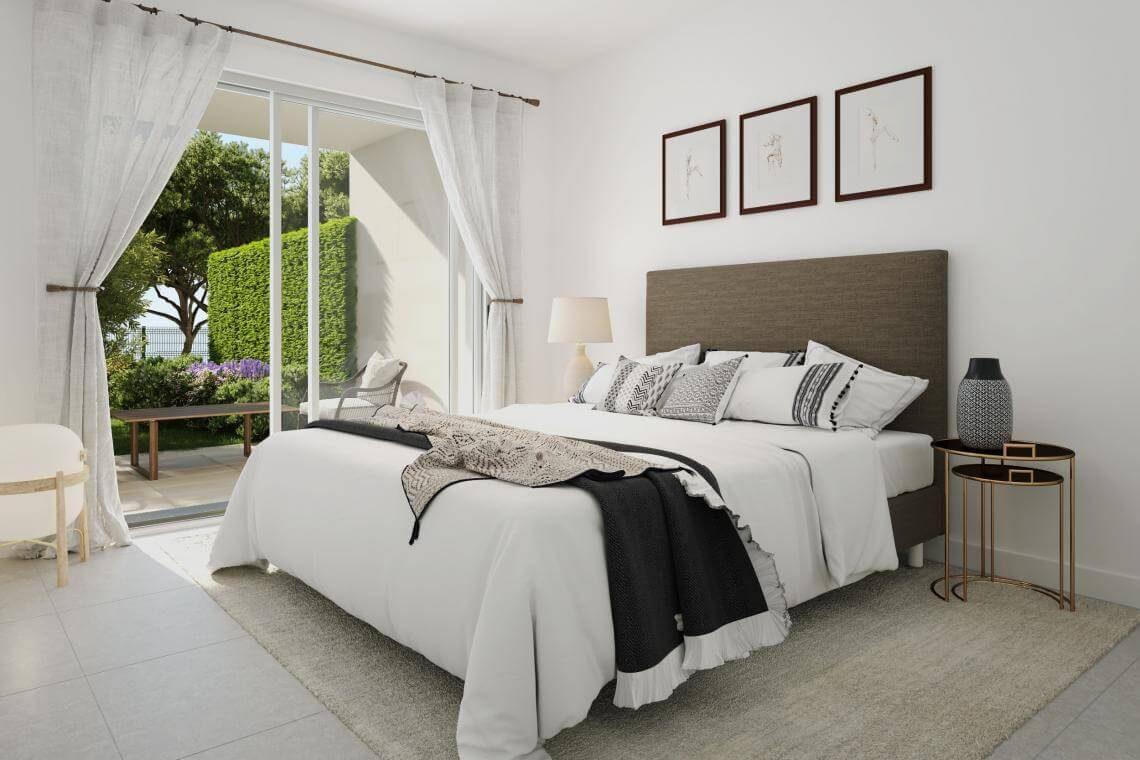 auditorium estepona costa del sol spanje vamoz marbella wandelafstand zee restaurants appartement te koop slaapkamer