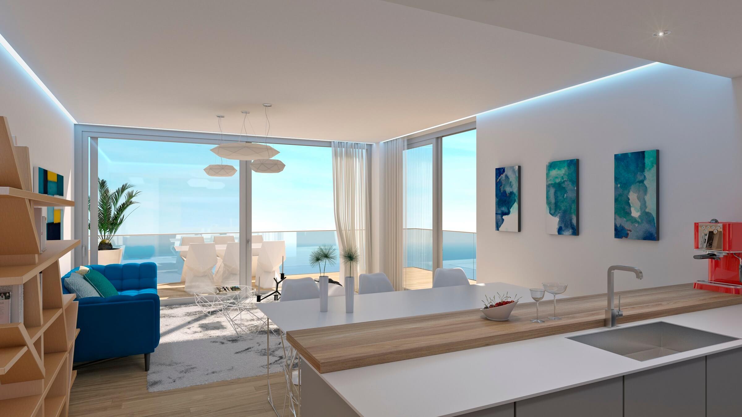 med two reserva del higueron resort fuengirola costa del sol luxe appartement penthouse te koop zeezicht