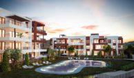middel views fuengirola costa del sol spanje appartement kopen zeezicht wandelafstand strand golf complex