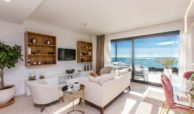 middel views fuengirola costa del sol spanje appartement kopen zeezicht wandelafstand strand golf living