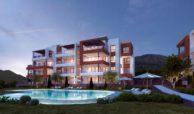 middel views fuengirola costa del sol spanje appartement kopen zeezicht wandelafstand strand golf luxe