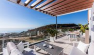 middel views fuengirola costa del sol spanje appartement kopen zeezicht wandelafstand strand golf solarium