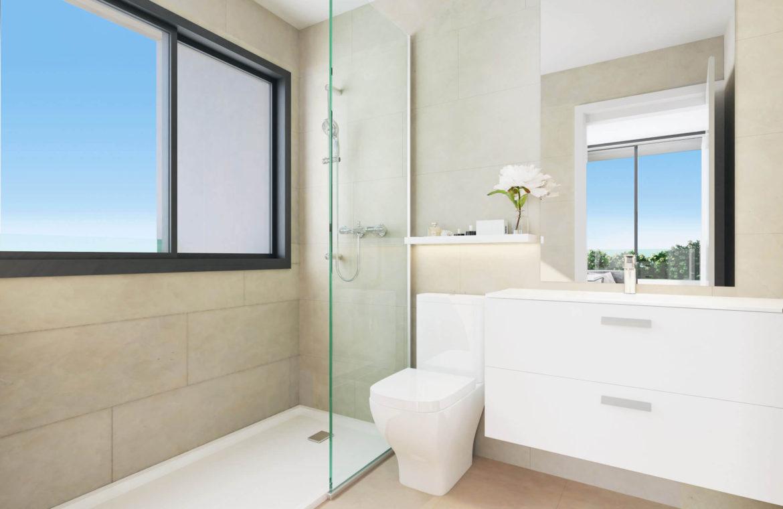 oak 47 fuengirola huis te koop costa del sol spanje modern design wandelafstand zee golf badkamer