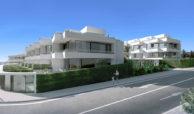 oak 47 fuengirola huis te koop costa del sol spanje modern design wandelafstand zee golf gevel