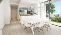 oak 47 fuengirola huis te koop costa del sol spanje modern design wandelafstand zee golf keuken
