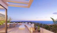 oak 47 fuengirola huis te koop costa del sol spanje modern design wandelafstand zee golf solarium