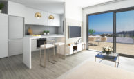 one 80 estepona valle romano golf wandelafstand zeezicht nieuwbouw keuken