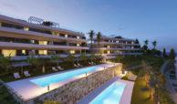 one 80 estepona valle romano golf wandelafstand zeezicht nieuwbouw zwembad