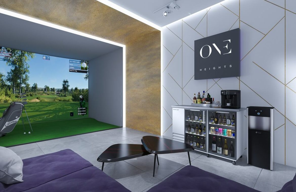 one heights cala de mijas calanova golf resort appartement kopen costa del sol spanje zeezicht simulator