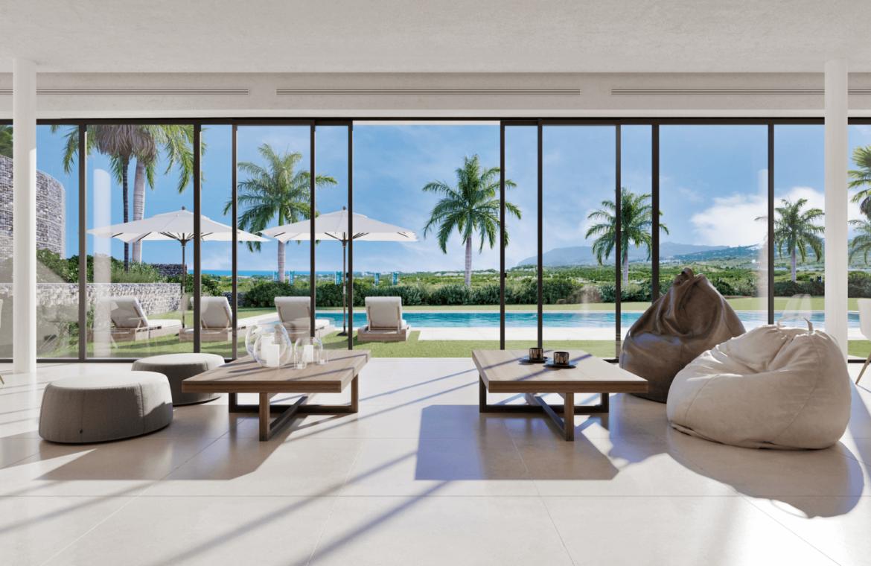 soul marbella sunset santa clara golf costa del sol appartement penthouse te koop spanje modern zeezicht club relax