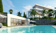 soul marbella sunset santa clara golf costa del sol appartement penthouse te koop spanje modern zeezicht club zwembad