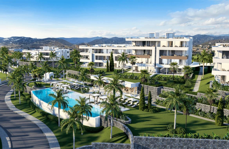 soul marbella sunset santa clara golf costa del sol appartement penthouse te koop spanje modern zeezicht masterplan club