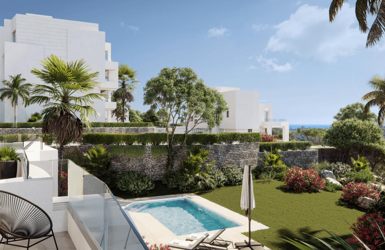soul marbella sunset santa clara golf costa del sol huis te koop spanje modern zeezicht prive tuin