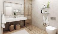 venere residences cabopino costa del sol appartement penthouse te koop zeezicht nieuwbouw golf badkamer