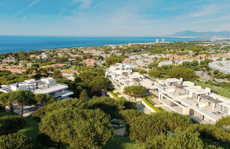 venere residences cabopino costa del sol appartement penthouse te koop zeezicht nieuwbouw golf ligging