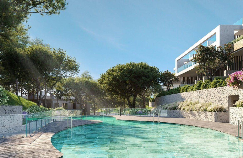 venere residences cabopino costa del sol appartement penthouse te koop zeezicht nieuwbouw golf tuin